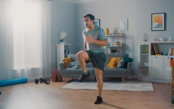Soluções para quem quer correr ou treinar dentro de casa