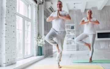 Entre relaxado no ano novo praticando o Kaiut Yoga