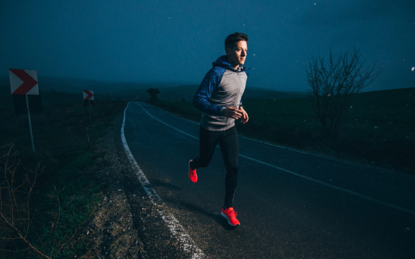 Praticar corrida pela noite atrapalha o ciclo do sono