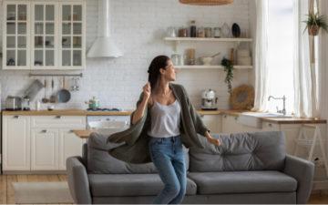 3 alternativas para se movimentar mesmo trancado em casa