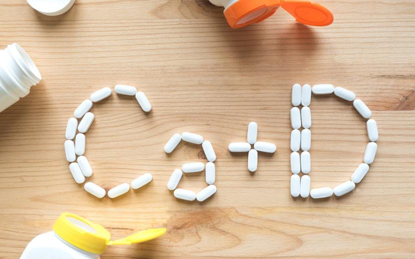 Cálcio e vitamina D: união das 2 é vantajosa para as mulheres