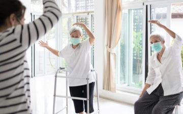 Lesões por conta das atividades físicas aumenta com pandemia