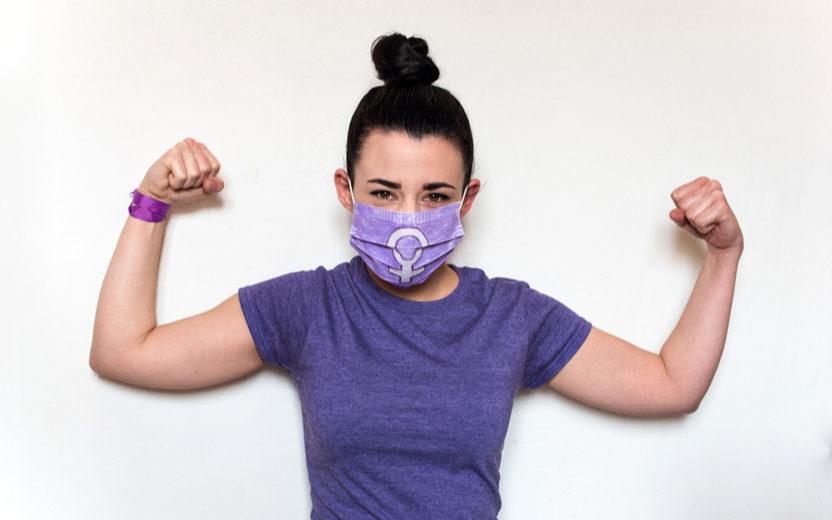 Ganho de massa muscular precisa estar na lista de cuidados femininos