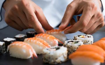 Sushi e temaki: quando aposta na comida japonesa?
