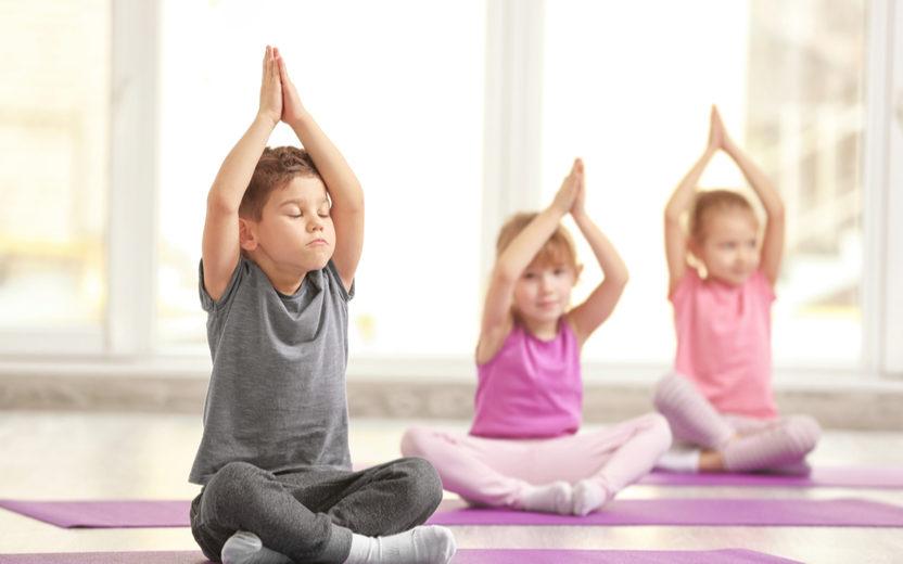Desde bebê: Saiba como incluir os mais novos no Yoga