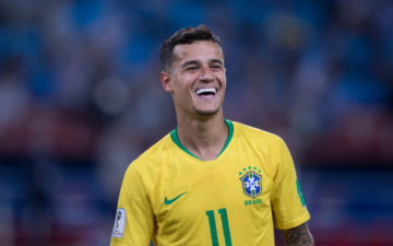 Coutinho recebe sondagem do Everton e tem 5 motivos para aceitar