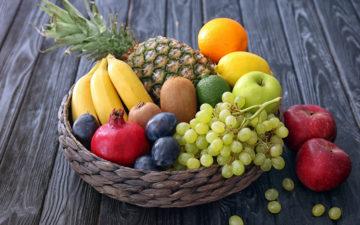 Frutas: qual a maneira correta de colocá-las na dieta?
