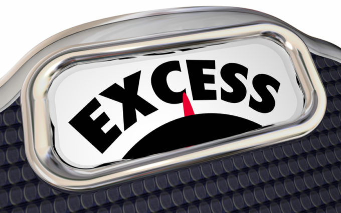Comer em excesso: 4 passos simples para acabar com isso