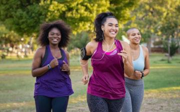 Corrida: Aprenda o treino certo para quem está acima do peso