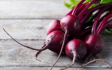 Beterraba: 5 motivos para incluí-la em sua alimentação