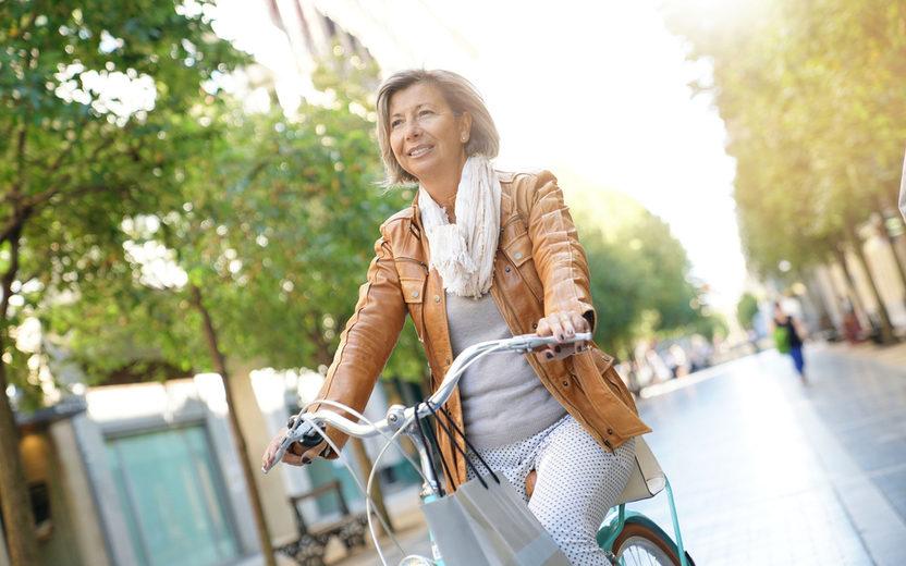 Bike de salto alto? Saiba como o ciclismo pode transformar sua vida