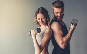 Namorados treinando junto? Veja as vantagens de ter uma companhia