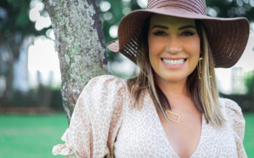 Solange Frazão elogia musas fitness e quer eliminar a negatividade