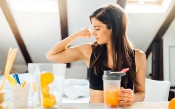 Alimentação e exercício físico para recuperação da covid-19