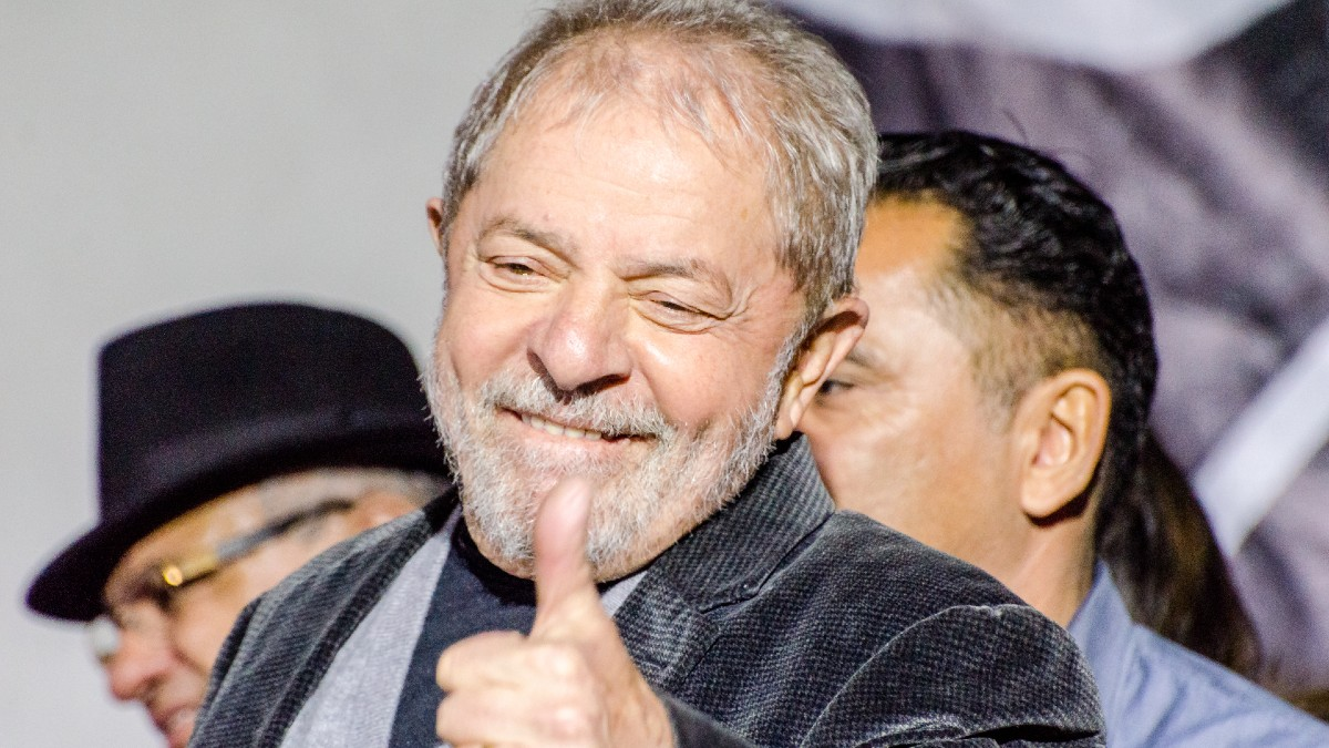 Lula em boa forma