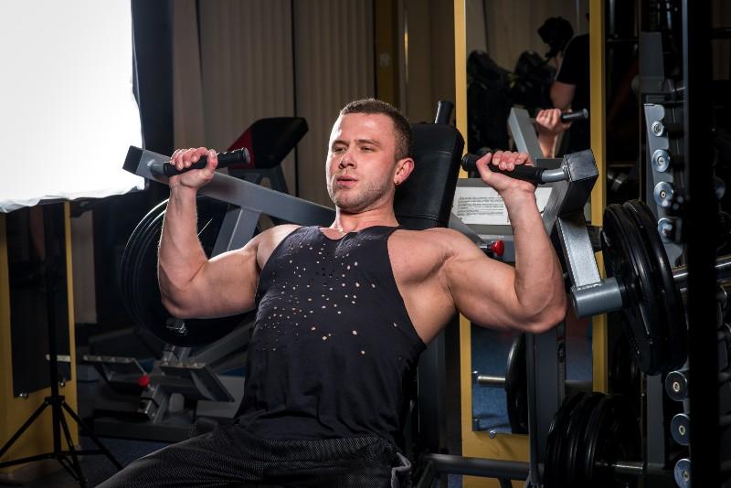 Músculos fortes - Foto: Shutterstock