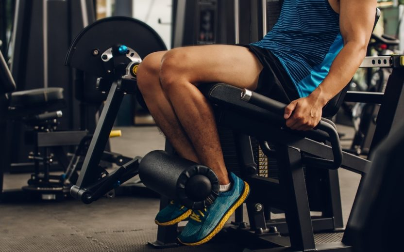 como engrossar as pernas