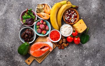 Alimentos bem-estar triptofano
